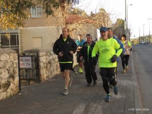 רצים עם ראש העיר 2017